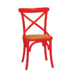 Cadeira Medeiros Vermelha