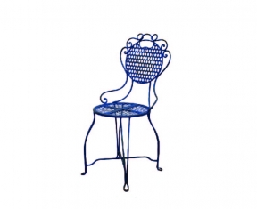 Cadeira de Ferro Patricia