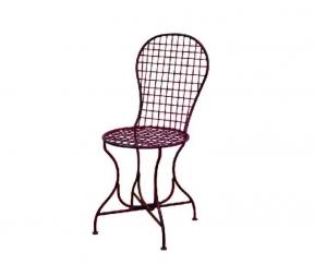 Cadeira de Ferro Renata