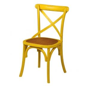 Cadeira Medeiros Amarela