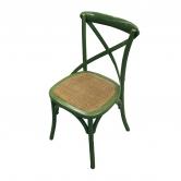 Cadeira Medeiros Verde Musgo