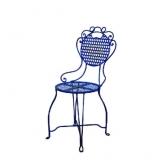 Cadeira de Ferro Provençal Patricia