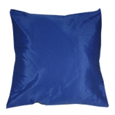 z Almofada Lisa 10 - azul royal