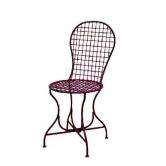 Cadeira de Ferro Provençal Renata