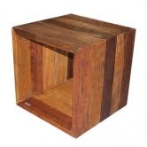 Mesa lateral cubo Brasil