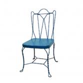 Cadeira de Ferro Provençal Marisa