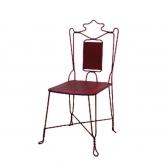 Cadeira de Ferro Provençal Tais