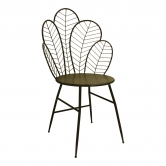 Cadeira Metal Pétala